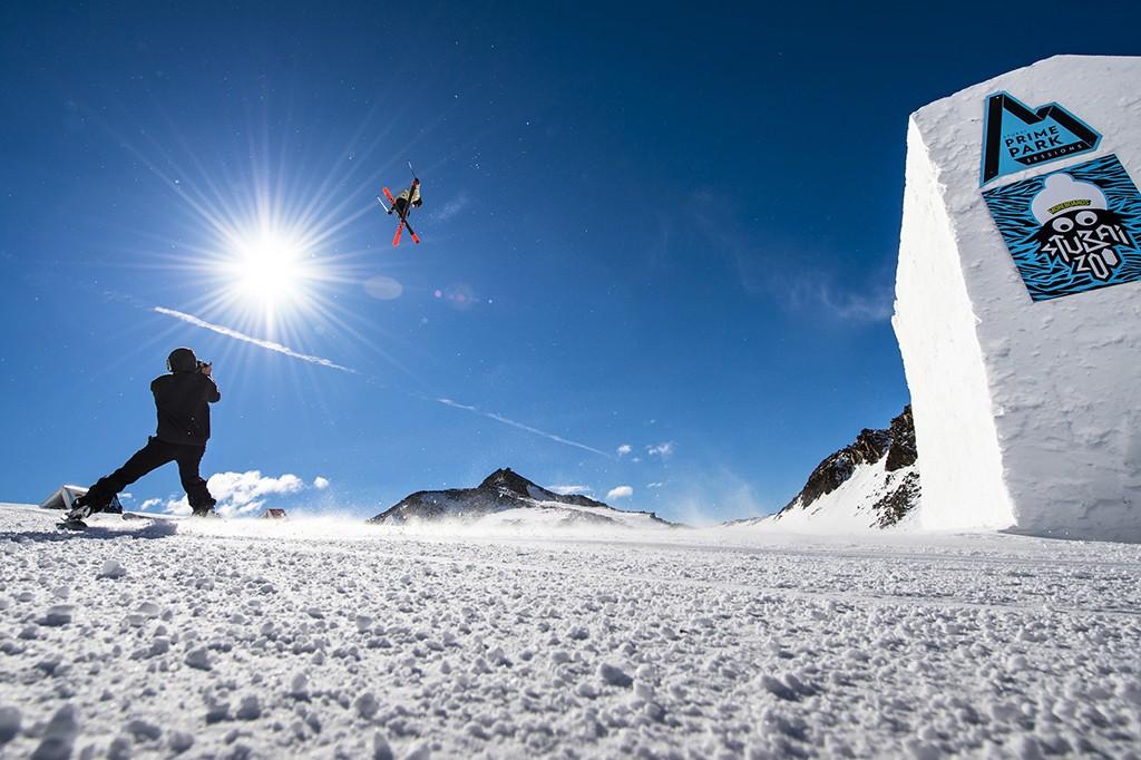 Prime Park Sessions Stubaier Gletscher