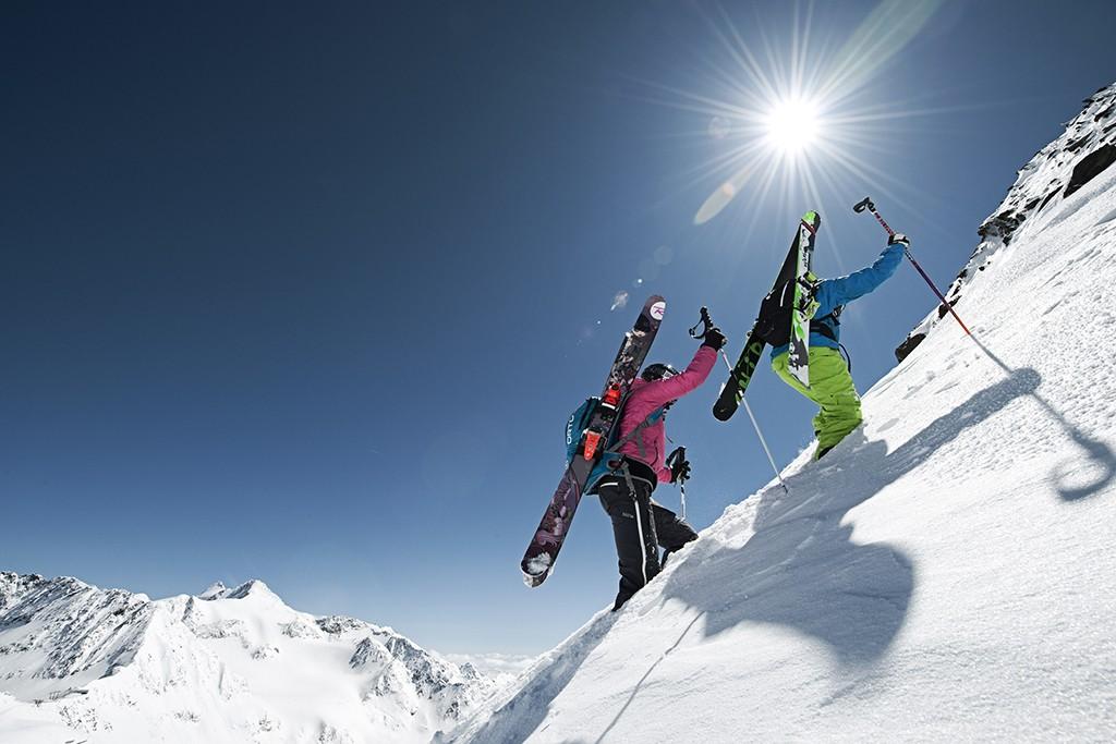 Stubaier Gletscher Freeride