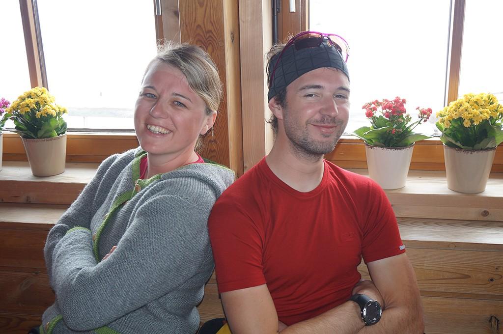 Johanna und Fabian - Eine Musizierwoche zwischen Skischwung  und alpenländischen Klängen