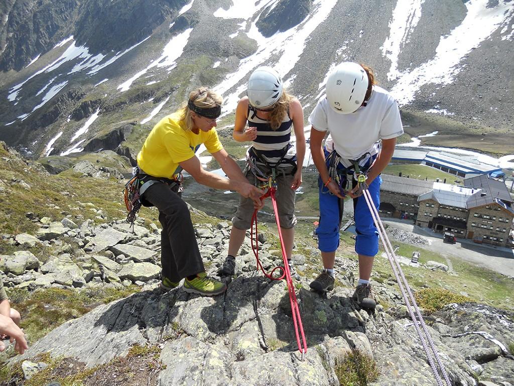 Klettern Stubaital